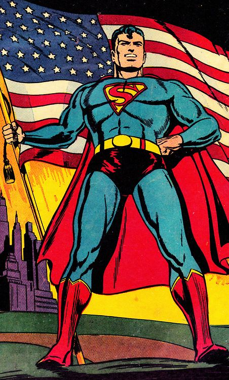 9)Supermans job is to save the world and protect and keep people safe which is his passion and he loves doing