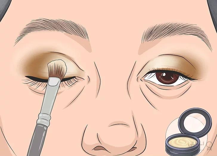 آموزش آرایش چشم برای زنان بالای 50 سال استایلی in 2020