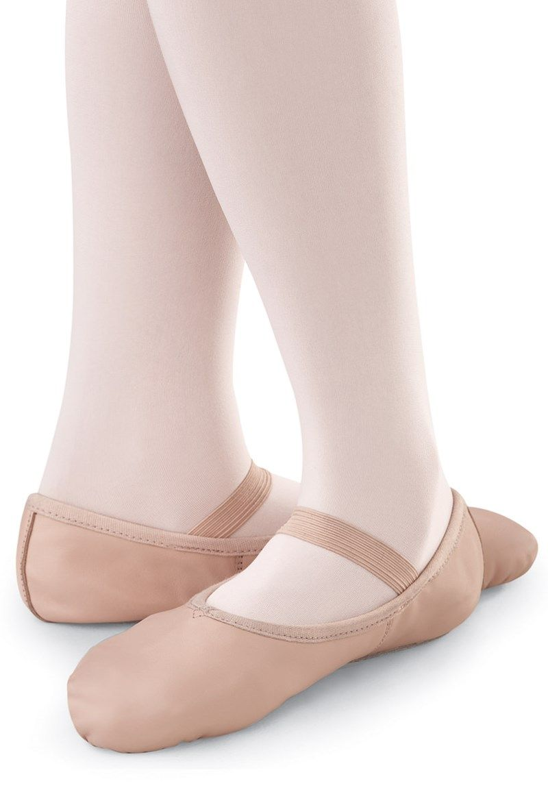 Full Sole Leather Ballet Shoe   Balera™