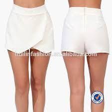 Resultado de imagen para short de vestir de mujer  69f40b6b3887