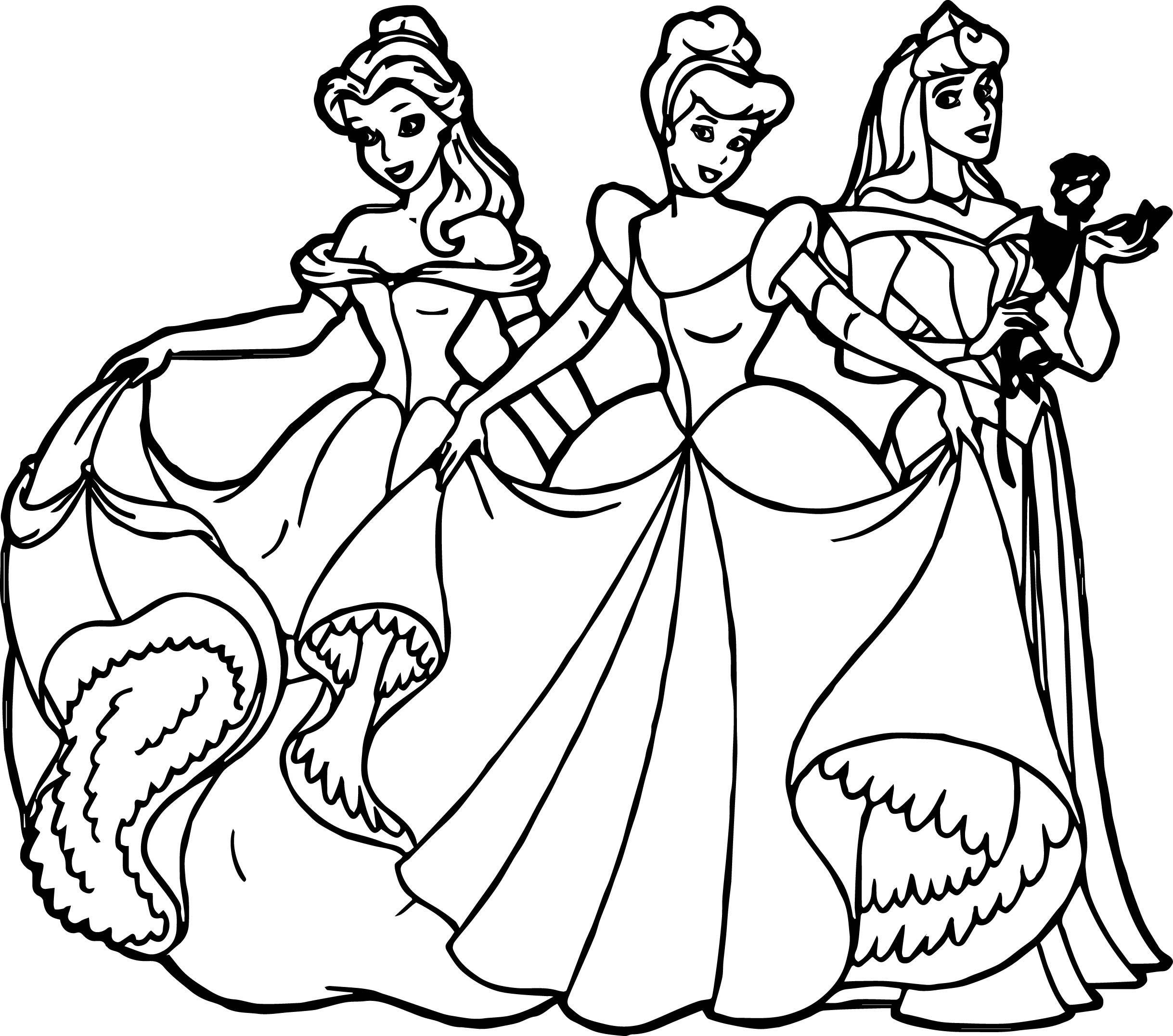 Nice All Disney Princess Coloring Page Disney Princess Images Disney Princess Coloring Pages Princess Coloring Pages