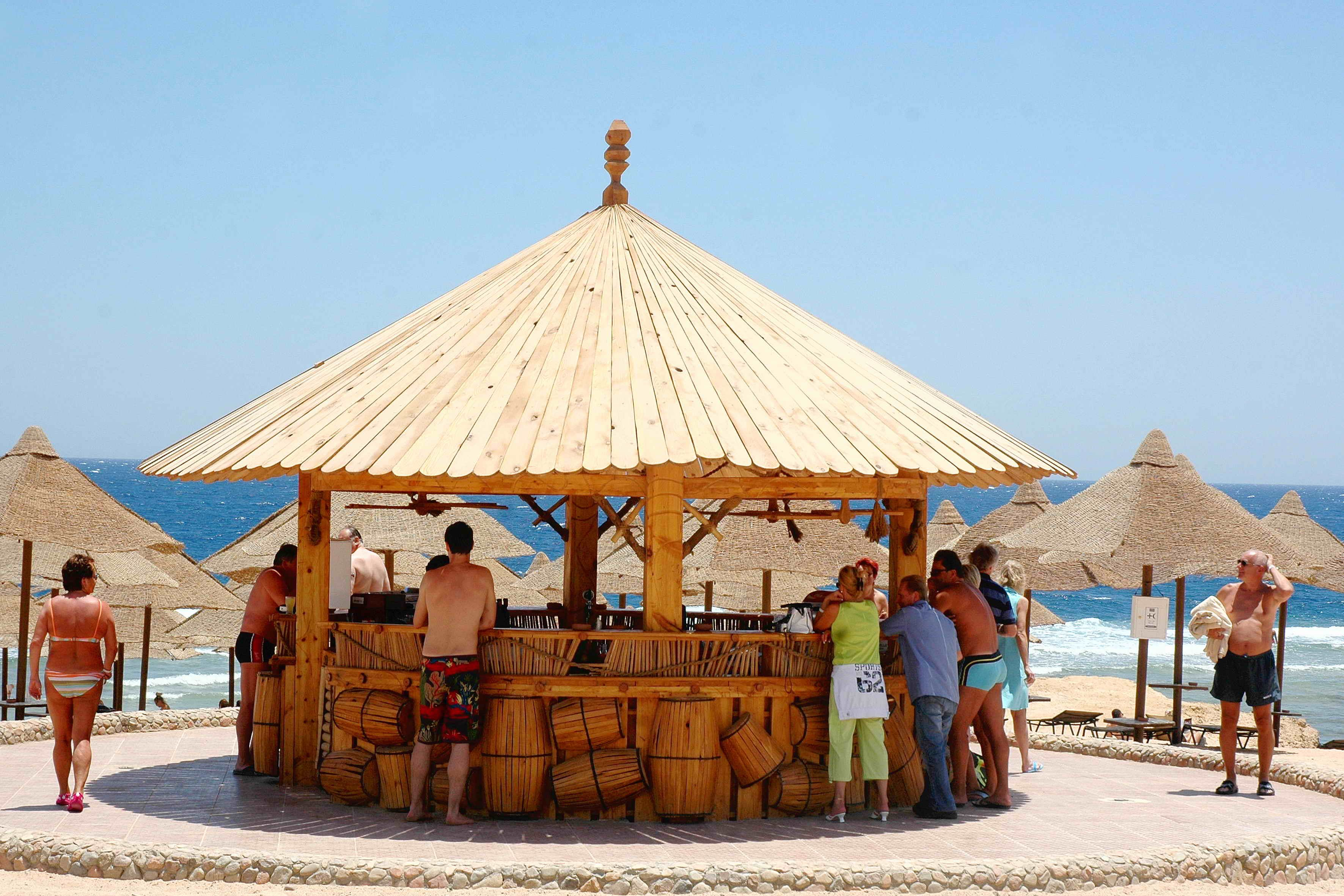 Beach Bar Fun On Pinterest Beach Bars Sint Maarten And Bar