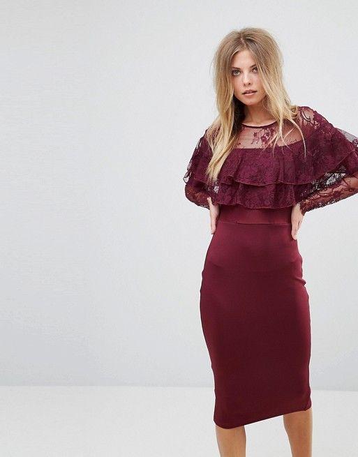 Discover Fashion Online | Kleid spitze, Kleider für frauen ...