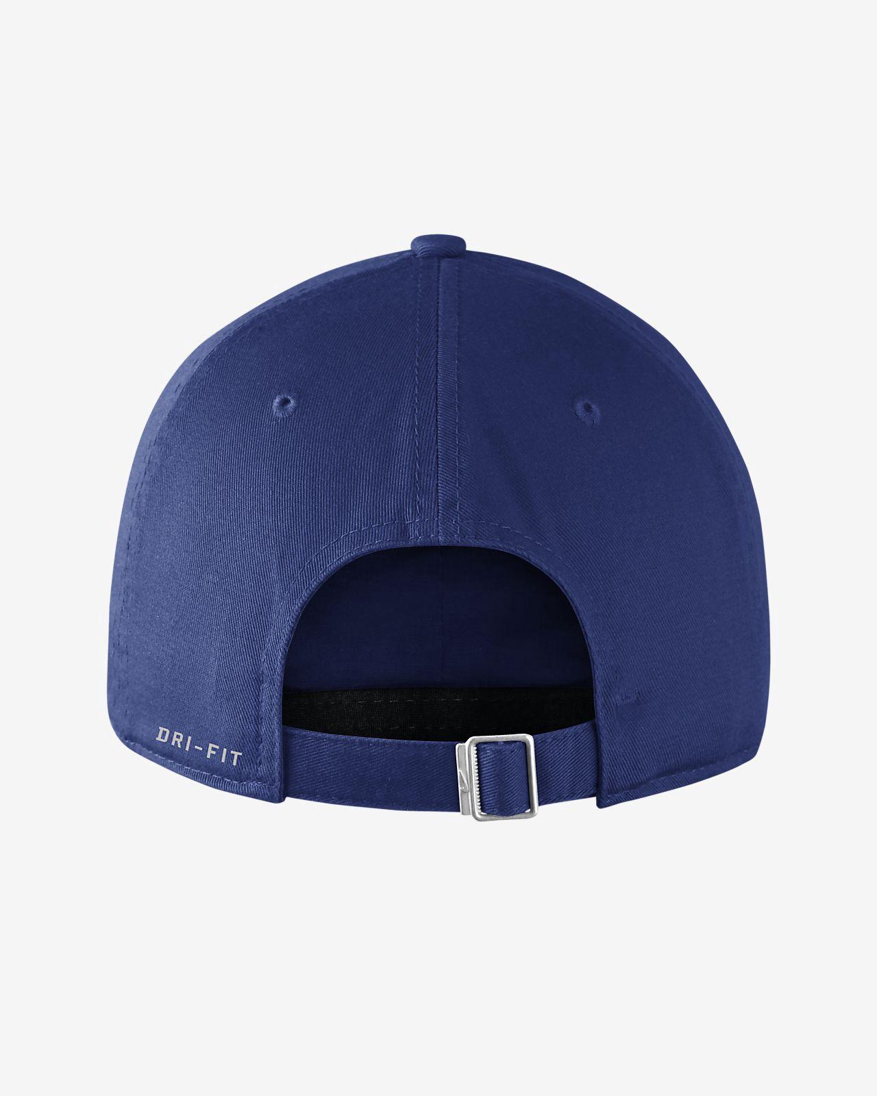 c4f173913856 Nike Heritage 86 Stadium (Mlb Blue Jays) Adjustable Hat