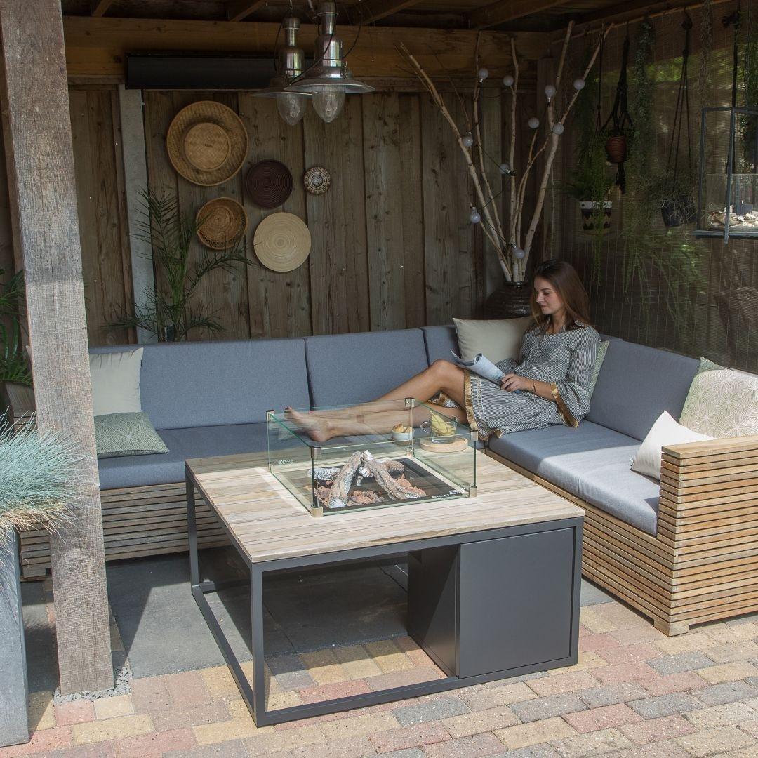 Der Feuertisch Von Cosi Ist Ein Echter Hingucker Fur Jede Terrasse Gartenmobel Garten Gartendeko Gartenidee Garten Design Gartenmobel Feuertisch