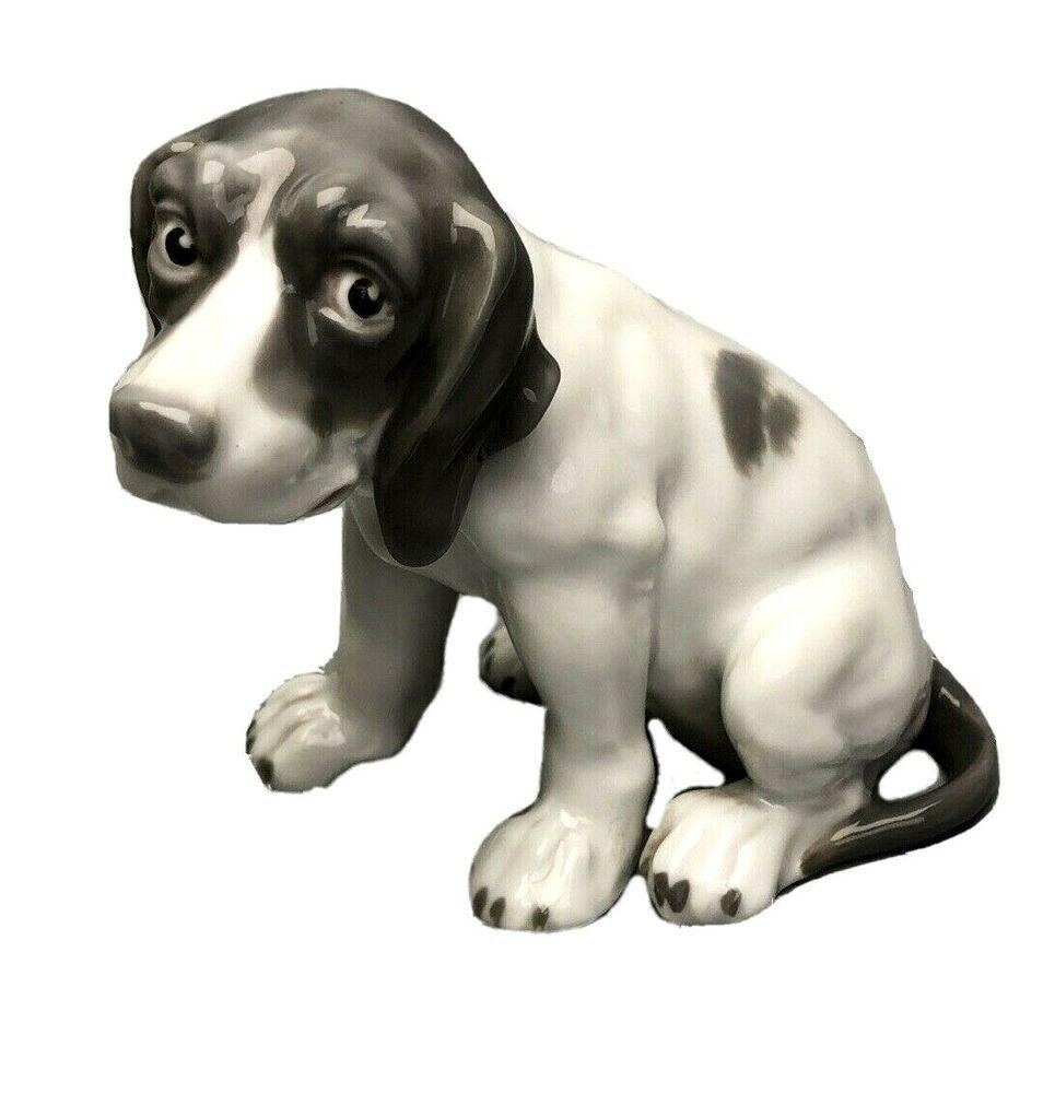 miniature bulldog peter fagan handpainted dog animal collectible figurine
