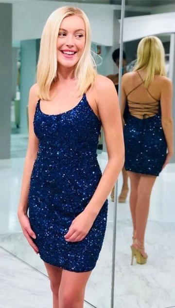 Shinning Homecoming Dresses 2019, Short Prom Dress ,Back ...