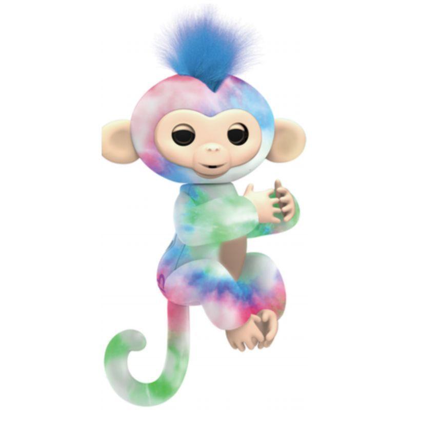 Fingerlings Interactive Baby Monkey By Wowwee Monkey