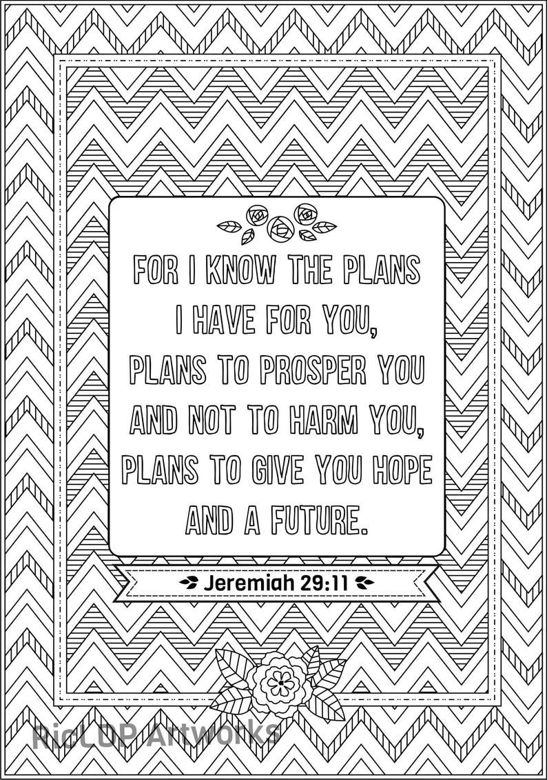 Set Of 3 Bible Coloring Pages For Grown Ups Colossians Etsy In 2021 Coloring Pages For Grown Ups Bible Coloring Pages Love Coloring Pages