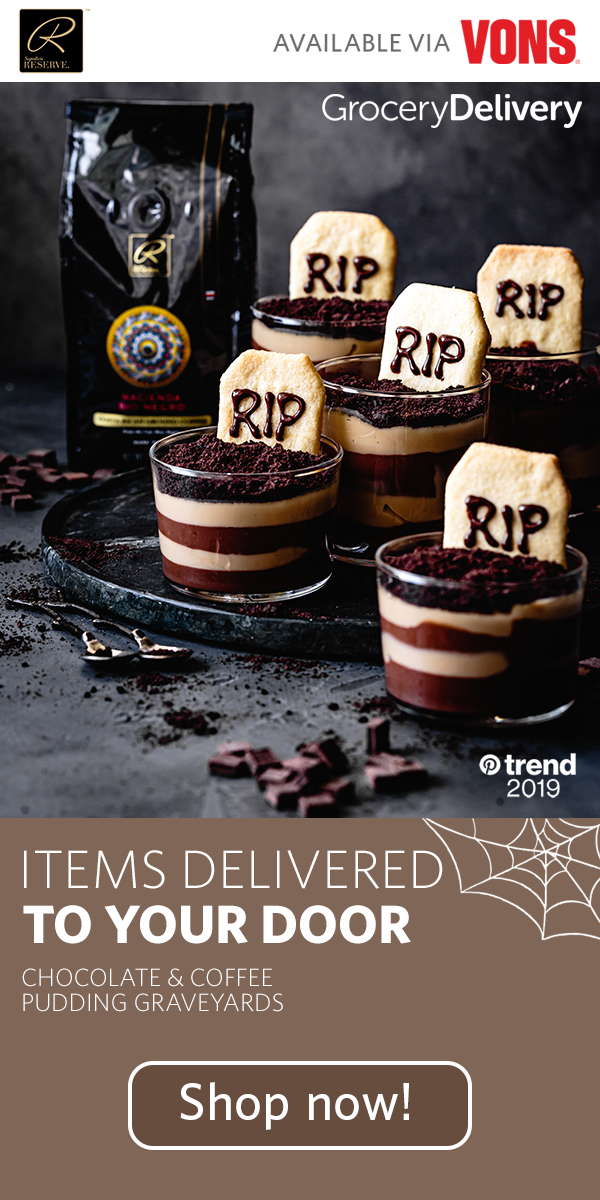 Look to Vons for easy Halloween recipes and delicious ...