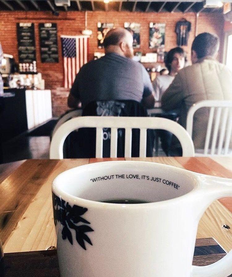 Kansas City Mo Coffee Shop Pt S At The Crossroads Photo From Kansas City Coffee Instagram Coffee Enthusiast Coffee Instagram Coffee