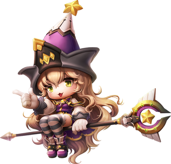Wizard Game character design, Cute characters, Maplestory 2