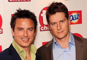 Arrow's (and Torchwood's, for all you Whovians out there) John Barrowman Marries Partner of 20 Years. The couple first met in 1991 and married on July 2; less than a week after the Supreme Court granted federal benefits to same-gender spouses.