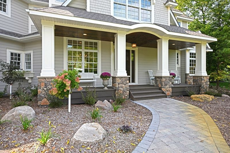 Woodside House Paint Exterior Gray House Exterior Exterior House Color