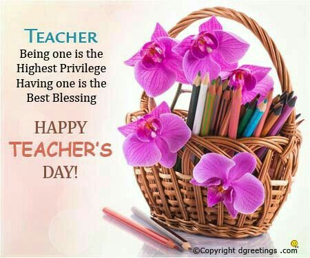 Pin By Desmarie Bowen On Happy Teacher S Day Teachers Day Card Happy Teachers Day Wishes Happy Teachers Day