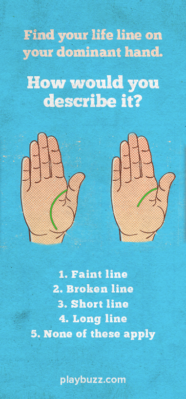 What Does Your Palm Reveal About Your Personality