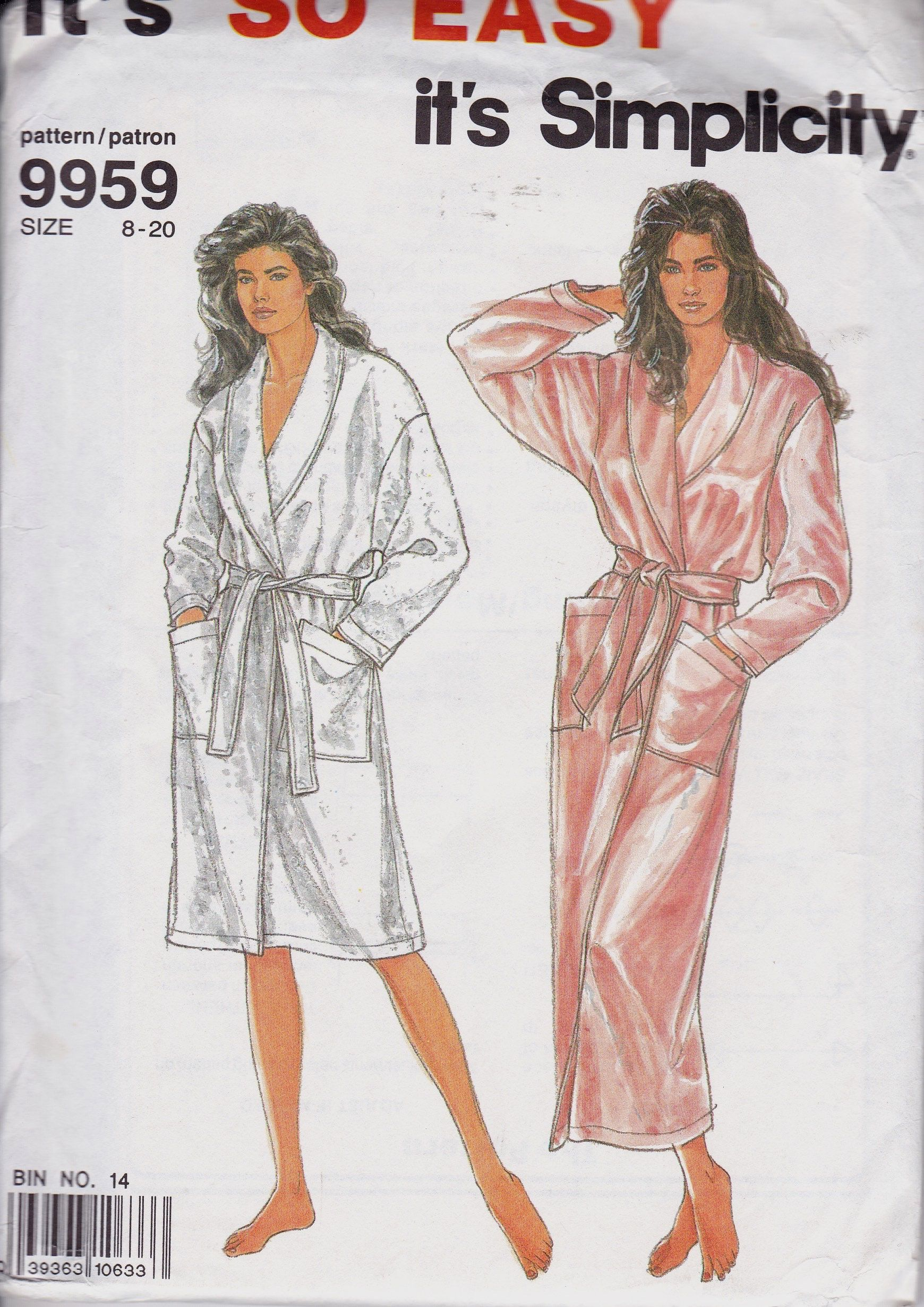 Robe Sewing Pattern Unique Design Ideas