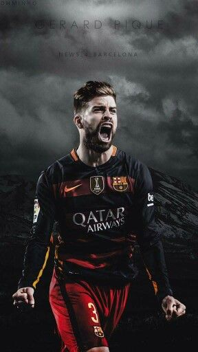 Gerard Pique Futbol Messi e4a3e625fe8e5