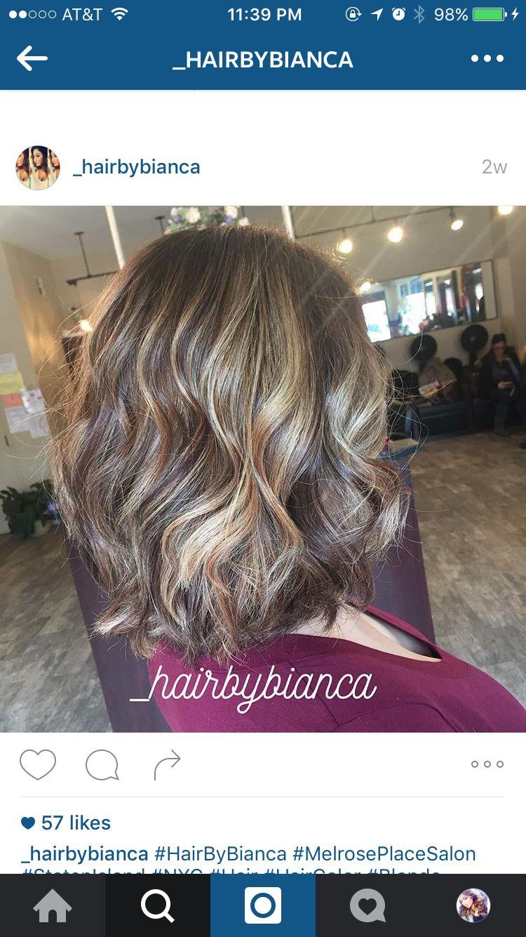 #hair #hairstyle #instahair #haircolor #haircut #longhairdontcare #style #blonde #brunette #hairoftheday #hairideas #hairofinstagram #coolhair #balayage #ombre #hairextensions #highlights #olaplex
