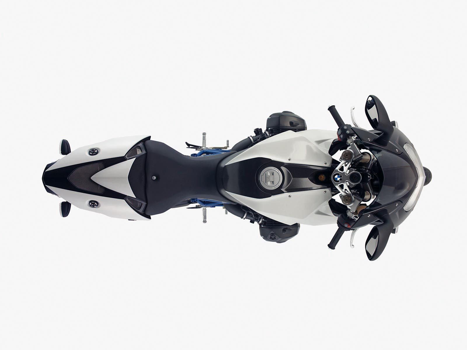 Top View Of A Motorcycle Google Search Sports Photos Bmw Sports