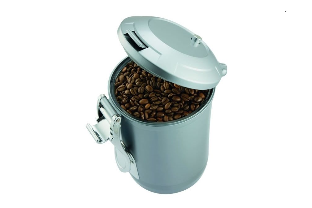 Delonghi coffee canister from harvey norman newzealand