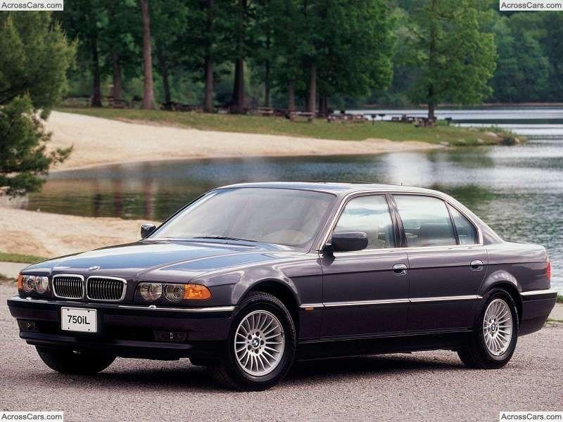 Bmw 750il 2000 Bmw Bmw Car Models Classic Cars
