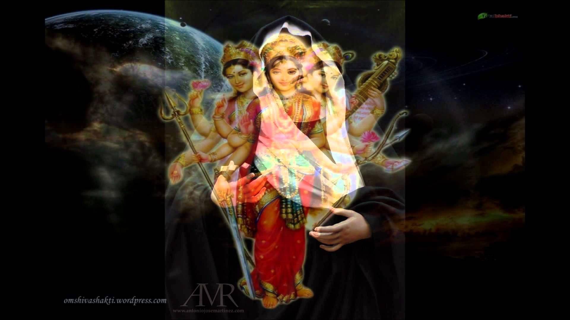 Canto Hindú a la Divina Madre