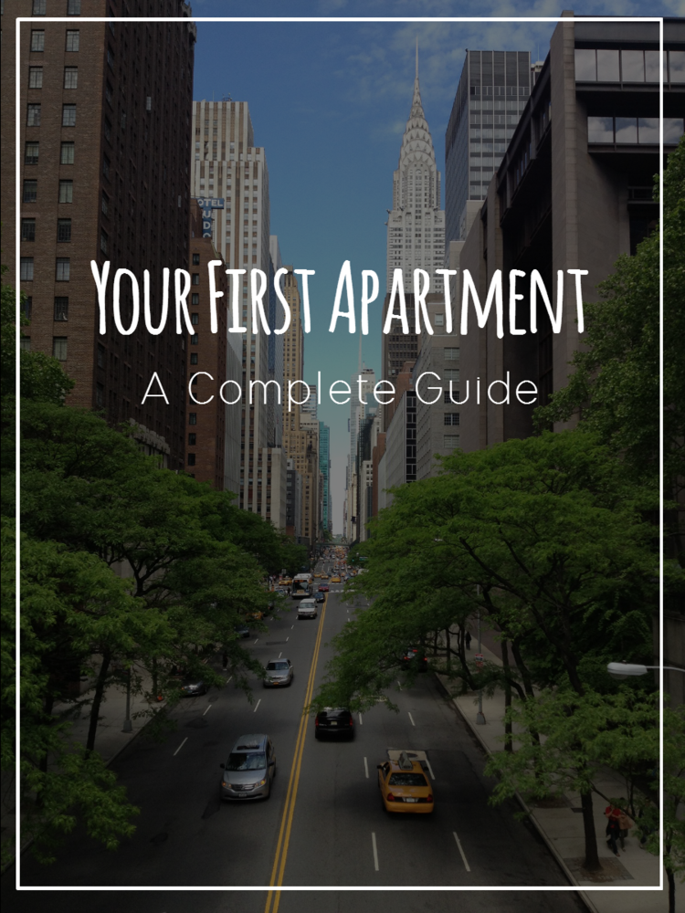 your first apartment inspiration
