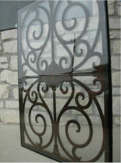 Tableaux® Faux Iron Installation