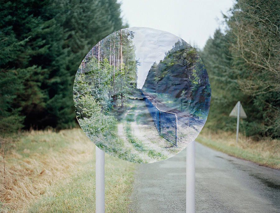 Road Signs Filled by Google Street View Images | Google ...