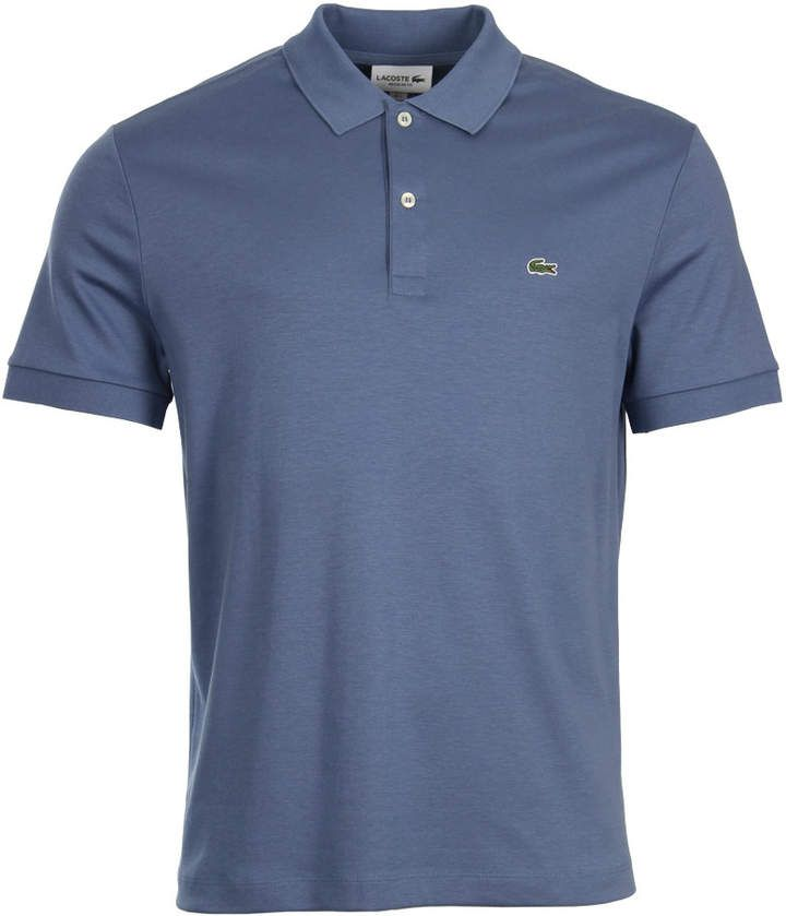 3faf8acc1 Lacoste Polo Shirt - King Blue