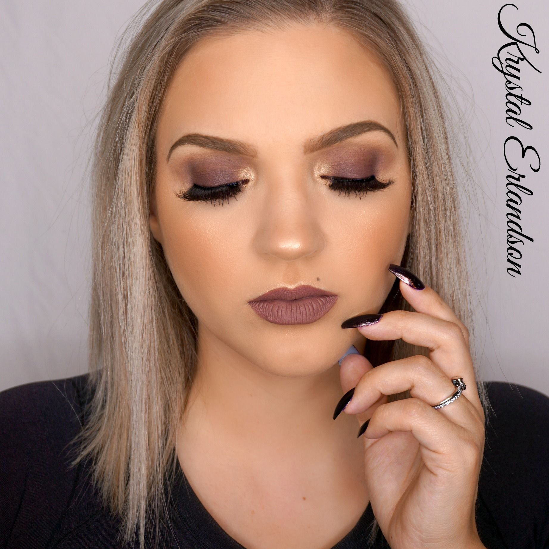 Everyday smokey eye makeup tutorial makeup geek makeup ideas everyday smokey eye makeup tutorial makeup geek baditri Choice Image