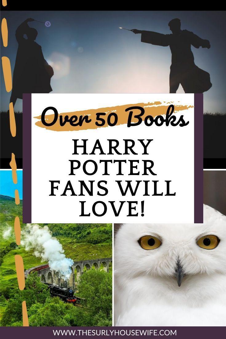 50 books for kids who love harry potter in 2020 fantasy