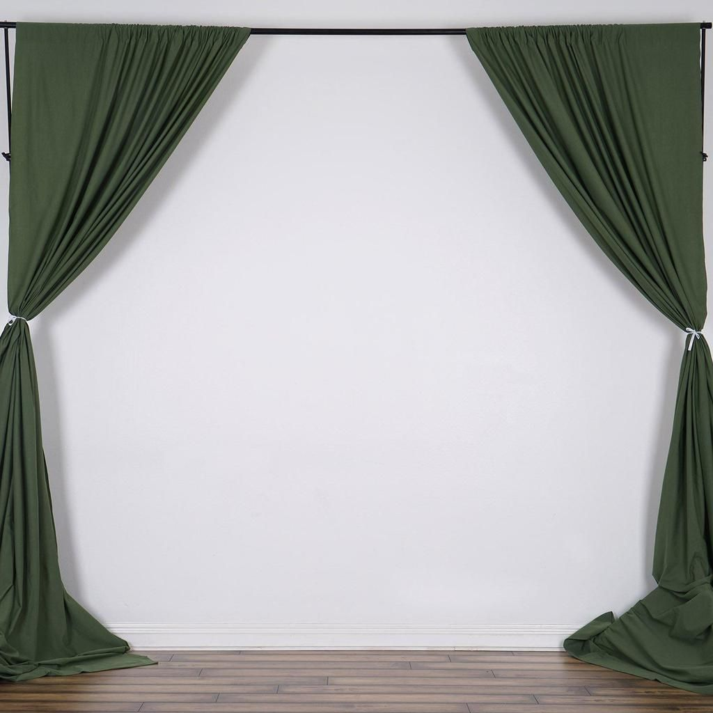 Your Party Is Incomplete Without A Stunning Backdrop You Will Get Dazzled As You Glance At Our Party Outdoor Stri Panel Curtains Portable Backdrop Drape Panel