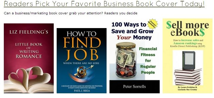 Readers pick your favorite business/marketing book cover today - http://storyfinds.com/section/cover_poll