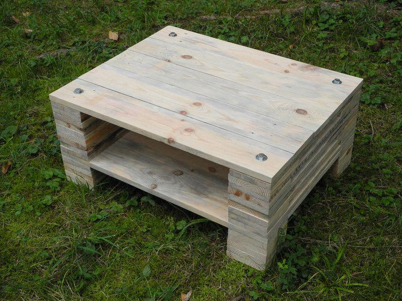 Couchtisch Aus Palettenholz