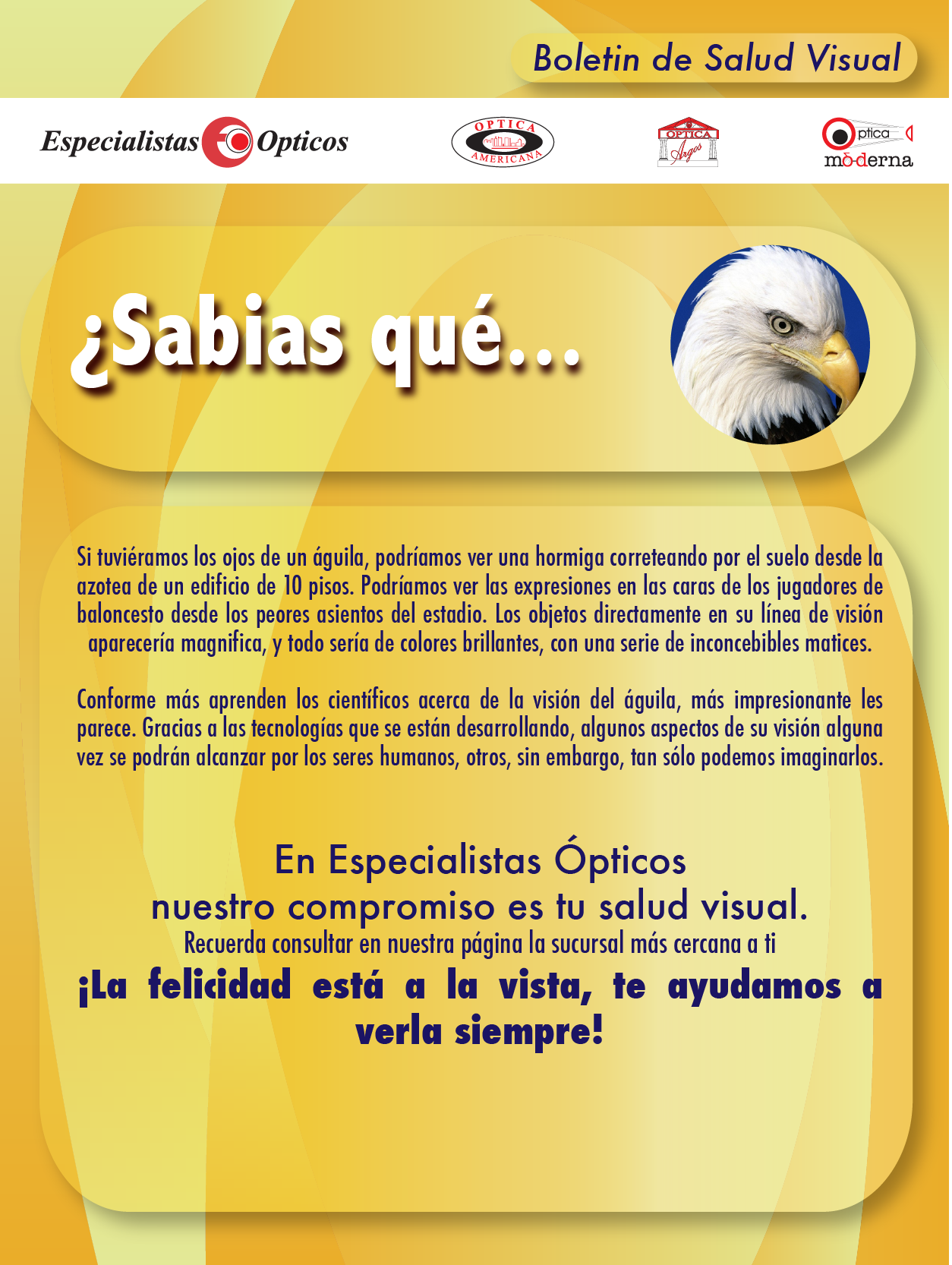 Sabías que... | Salud Visual | Pinterest | Optometry