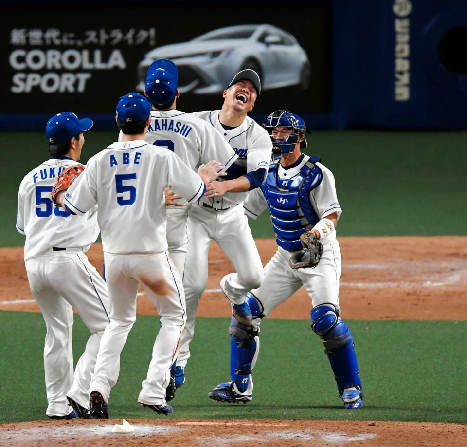 Photo of 中日・大野雄大がノーヒットノーラン達成 史上81人目、92度目/デイリースポーツ online