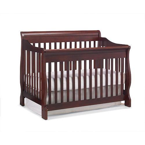 Shermag Preston Crib Cherry Shermag Babies R Us Grandbaby