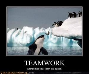 Teamwork Meme Cute