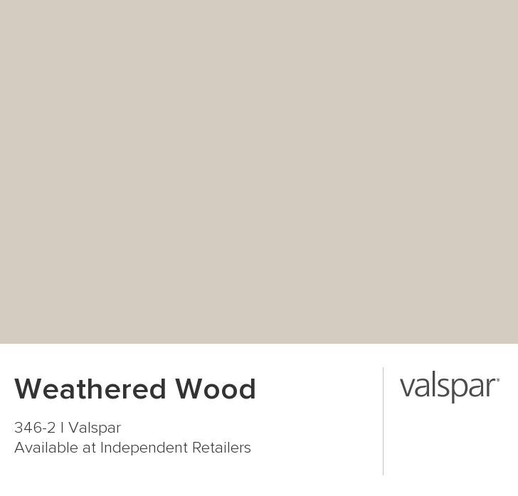 Weathered Wood From Valspar Valspar Paint Colors Valspar Paint Rustic Paint Colors