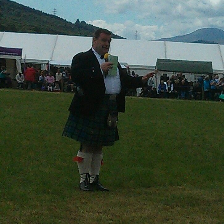 Highlandgames Aberfeldy