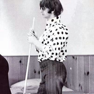 Nice stance Ringo