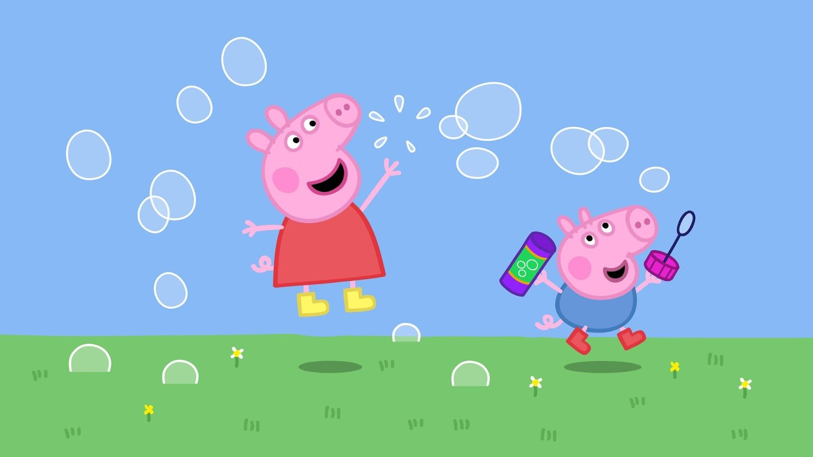 Peppa Pig HD Wallpaper 33
