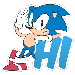 Viber Stickers Sonic The Hedgehog And Gang Sonic Sonic The Hedgehog Viber Stickers