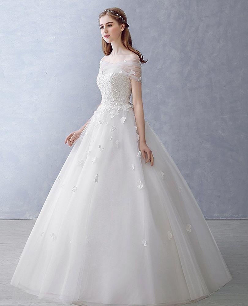 New lace wedding dress any plus size custom made bohemian bridal
