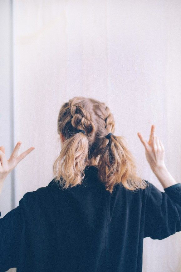 Photo of 3 Ways To Braid Short Hair