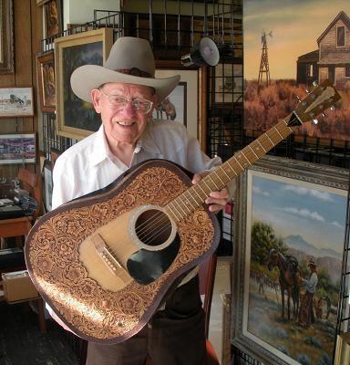 "Meet Al Shelton ""Cowboy Artist to the Stars"" OutWest's Featured Artist  outwestmktg.com"