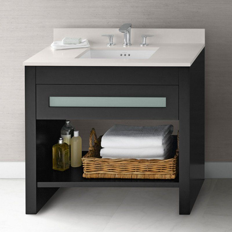 Ronbow 038136 B02 Kendra 36 In Single Bathroom Vanity With