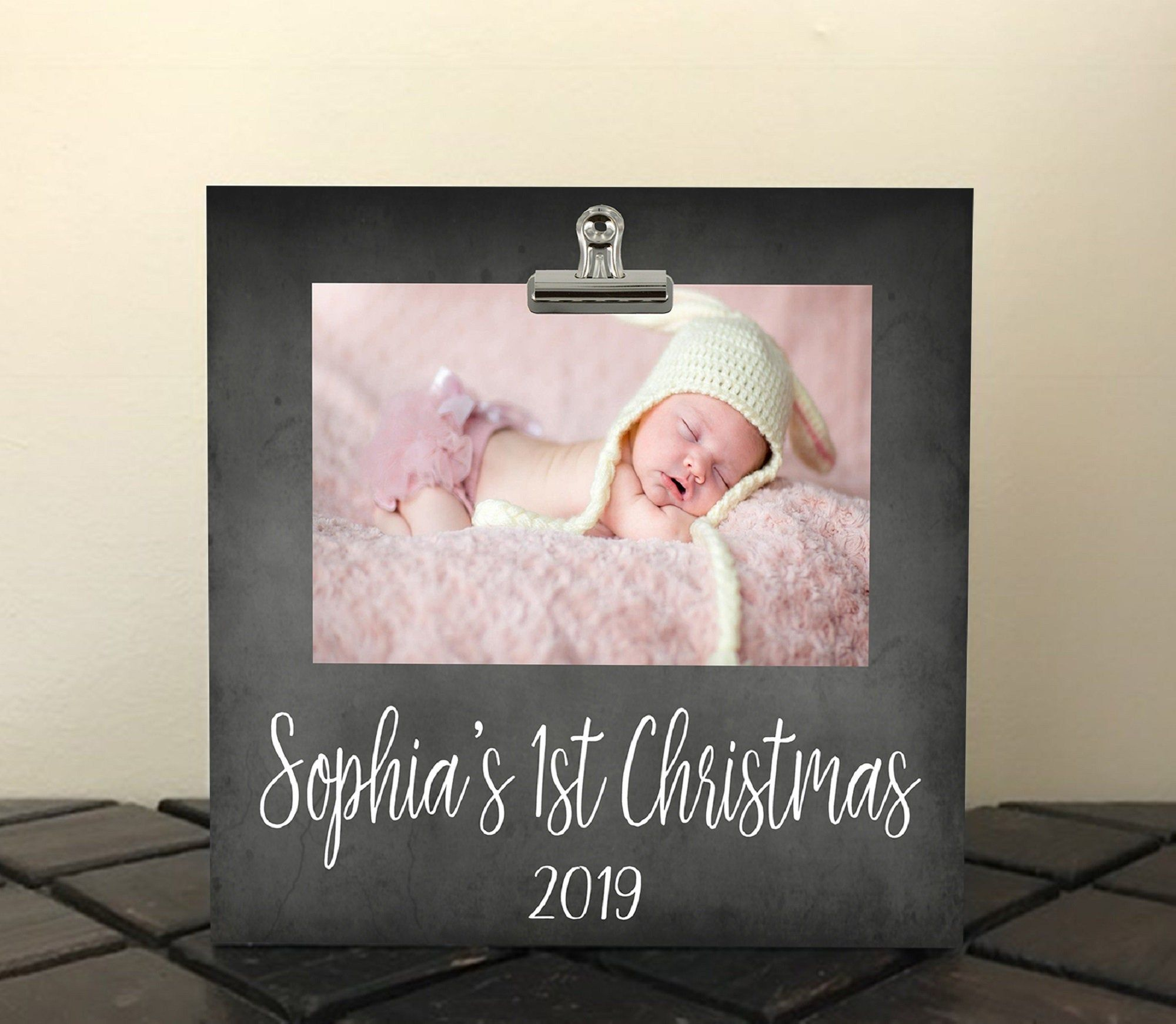 Babys first christmas free personalization perfect for